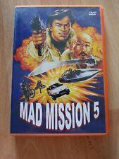Mad Mission 5 DVD