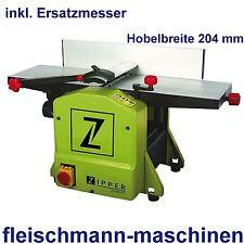 Zipper Abricht und Dickenhobel ZI-HB204 Neu inkl 2 Paar Hobelmesser