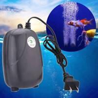Aquarium Air Pump Fish Tank Air Compressor Oxygen Pump Accessories Aquarium