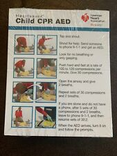 Heartsaver Child CPR AED
