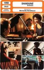 FICHE CINEMA : SHANDURAI - Newton,Thewlis,Bertolucci 1998 Besieged