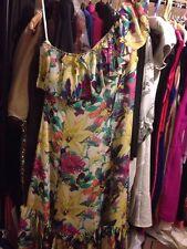 Karen Millen Silk One Shoulder Dresses Midi
