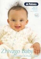 DK/Double Knit Contemporary Babies Patterns
