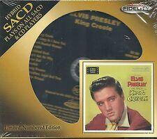 Presley, Elvis King Creole Hybrid-SACD Audio Fidelity NEU OVP Sealed Lit. Edit.