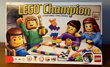 Lego Champion Game, 2011