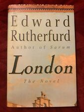 London by Edward Rutherfurd (1997, Hardcover)