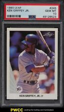 1990 Leaf Ken Griffey Jr. #245 PSA 10 GEM MINT