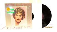 1980 Anne Murrays Greatest Hits Capitol LP 33 Vinyl Records SOO 12110 Country