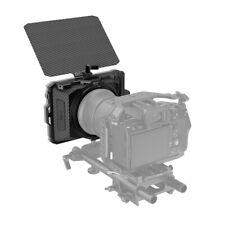 SmallRig Mini Camera Matte Box with 4 Adapter Rings Fits 52-86MM Lenses 3196