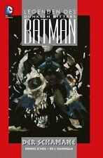 Batman-Leggende del scure Brancaleone HC 1,2,3+4 COMPL. tedesco LIM. Variant-Hardcover