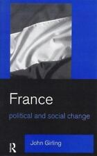 France: Political and Social Change