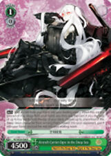 Weiss Schwarz  x 1 Aircraft Carrier Ogre in the Deep Sea [KC/SE28-E06 R (Regular