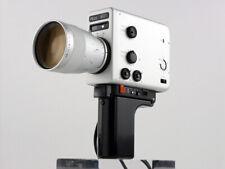 Braun Nizo 801 film cine MOVIE camera Super 8mm VARIOGON Auto-B VARIABLE SHUTTER