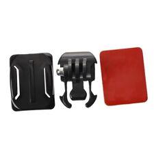 Helmet Curved Surface+3M Sticker+Buckle Basic Mount for GoPro Hero 3 2 1 Ca O8U0