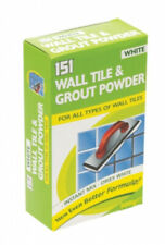 151 Wall Tile & Grout Powder - White 500g Boxed