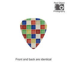 Checker Mosaic Pattern Guitar Pick (10pcs)