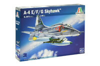 Italeri 2671 1/48 Scale Model Aircraft Fighter Kit Douglas A-4E/F/G Skyhawk