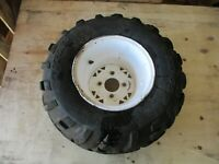 "POLARIS TRAILBLAZER 250 QUAD ATV BUGGY 10"" WHEEL 22/11/10 PROJECT CUSTOM"