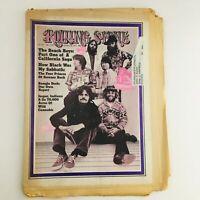 Rolling Stone Magazine October 28 1971 #94 The Beach Boys Part 1 California Saga
