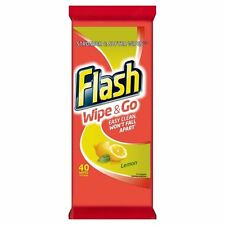 Flash Wipes Cleaning Supplies