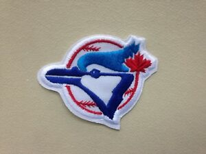 Vintage Toronto Blue Jays Original Logo Iron-On Patch