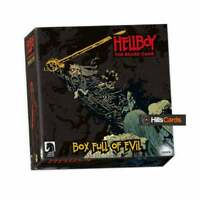 Hellboy The Board Game: Box Full of Evil Expansion | Kickstarter Edition
