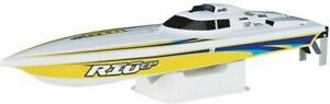 AQUA CRAFT Models RIO EP 2.4 GHz RTR Offshore Superboat  Item #AQUB1800