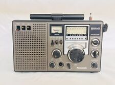 PANASONIC 8band Radio Model: RF-2200 - Working