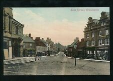 Somerset CREWKERNE East St Cordery Bros c1900s? PPC by Valentine