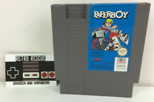 Paperboy | NES Nintendo | Game Cart PAL A UKV