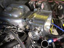 CXRacing CNC Cut Billet Aluminum Throttle Body For Mazda 92-02 RX7 FD 90MM