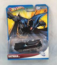2012 Hot Wheels BATMAN - DC UNIVERSE - Excellent Card Condition