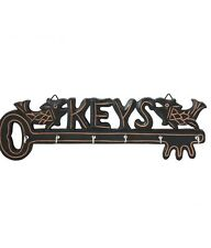 New Designer Handcrafted Fish Keys Holder Stand Hanger Home Decor Gift Item