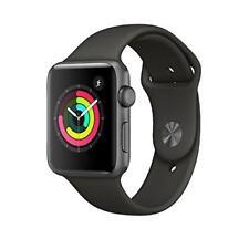 Apple Watch S3 Cellular 42mm - Space Grey Aluminium/Black Band