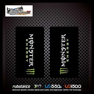 Upper Fork Black Decal Sticker MX (61)