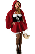 Little Red Riding Hood Costume Halloween Plus size 16 18 20