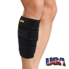 Calf Compression Brace Shin Splint Sleeve Support Lower Leg Wrap Muscle Pain USA