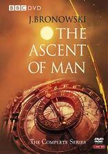 THE ASCENT OF MAN - DVD - REGION 2 UK
