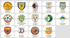 Metal Pin San Marino Football Clubs European Soccer