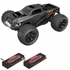 Redcat TR-MT10E MT RTR 1/10 Brushless Gun Metal w/ 2 5800mah Lipo Batteries