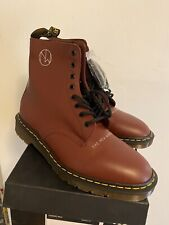 DR. Martens X Undercover 1460 Cherry Red Size 12