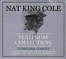 NAT KING COLE - THE PLATINUM COLLECTION (NEW SEALED 3CD)