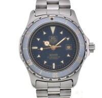 TAG HEUER 2000 972.615 Professional 200 m Navy Dial Quartz Ladies Watch E#102531
