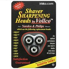 Vollco Sharpening Heads For Select Norelco Models