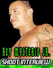 Rey Mysterio Shoot Interview DVD, WCW WWE WWF ECW AAA