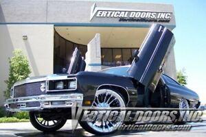 Vertical Doors - Vertical Lambo Door Kit For Chevrolet Impala 1971-76