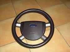 FORD MONDEO 3 MK3 B4Y BWY LENKRAD LEDER 1S713599CCW  1S713599-CCW LEDERLENKRAD
