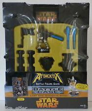 Star Wars Attacktix Battle Case with Clone Sergeant (Hasbro, 2005) New