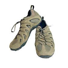 Merrell Chameleon 4 Stretch Vibram Boulder Mens Shoes Size 15 Brown Outdoor