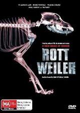 Rottweiler (DVD, 2006) Paul Naschy, Brian Yuzna
